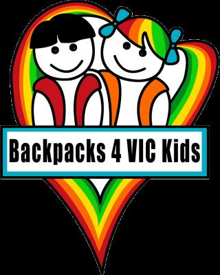 Backpacks 4 Kids logo